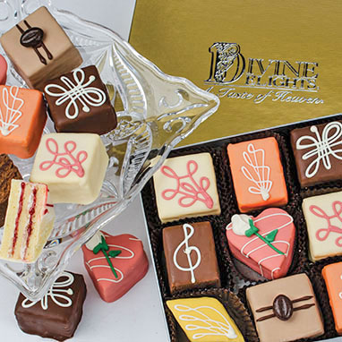Assorted Petits Fours