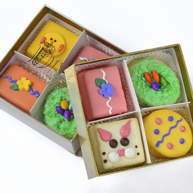 Easter 4 Pc Boxes