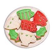 Christmas Tea Shortbreads 32ct
