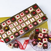 Be My Valentine Petits Fours 36ct