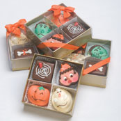 Halloween 4pc boxes