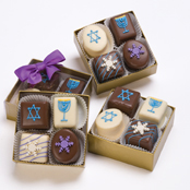Hanukkah 4 Pc Boxes