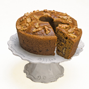 Pumpkin Spice Tea Cake
